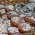 """Tasty novelty of our confectioners - """"Galician curd fritter!"""""""