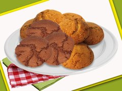 "Cookies ""Amerykaner"" in stock, 100g"