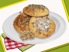 Butter Cookies with grain sunflower, kg