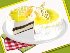 "Cake ""Lemon tenderness"" 100g"