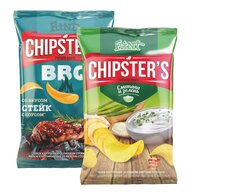 """Chips """"Chipster's"""" in stock, 70g"""